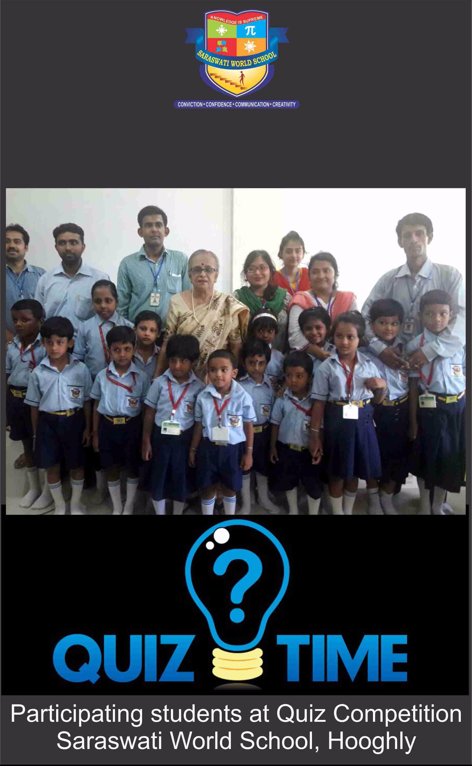 Quiz Competition | Saraswati World School