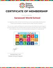Certificate_Saraswati World School-1